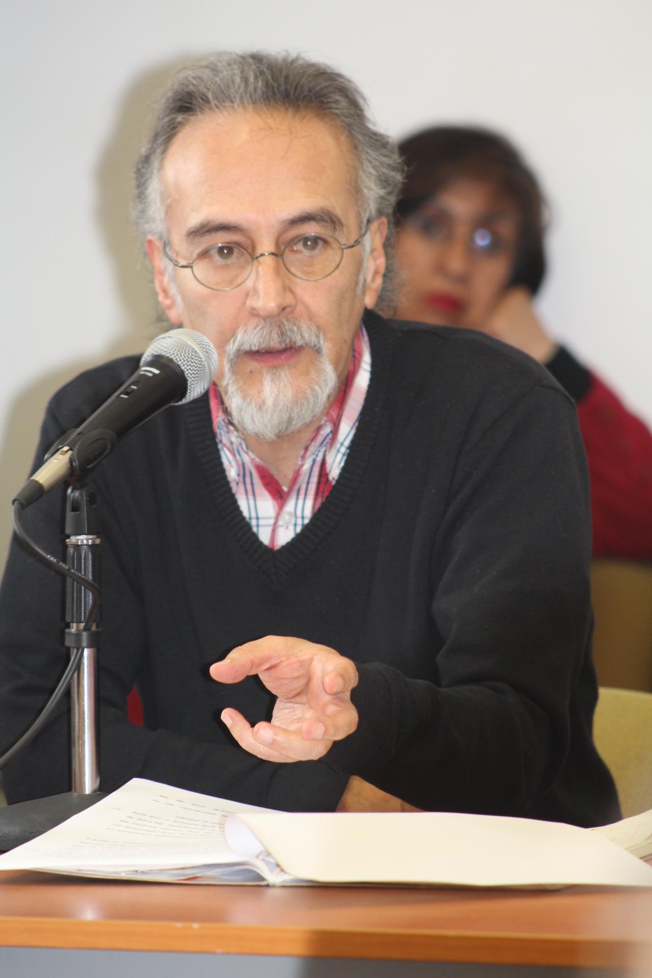 Carlos Escalante Fernández
