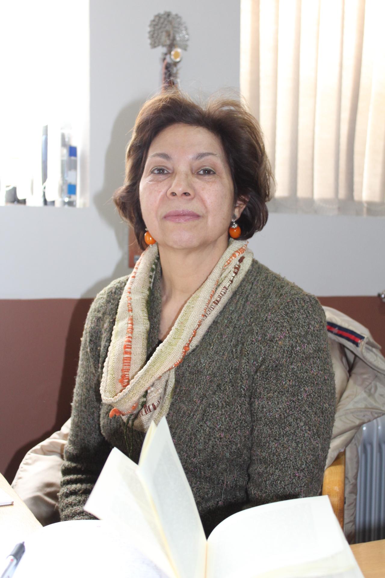 Luz María Salazar Cruz