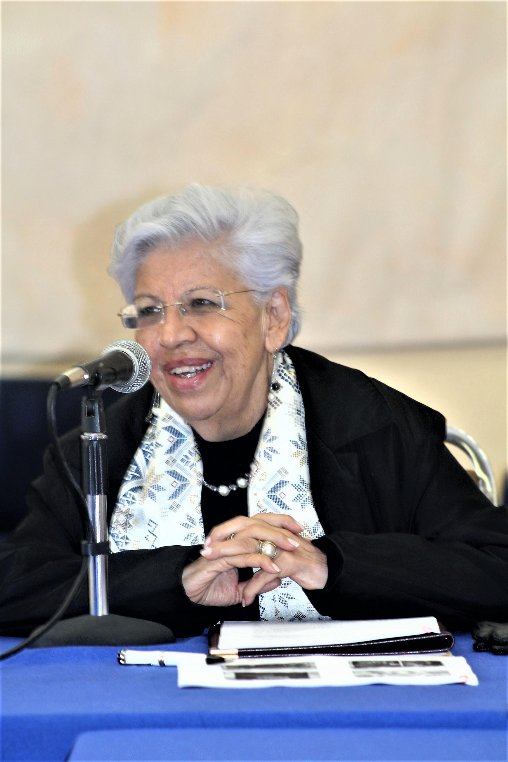 María Teresa Jarquín Ortega